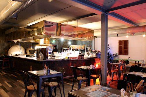 Corporate identity and logo design Fat Greek Taverna restaurant